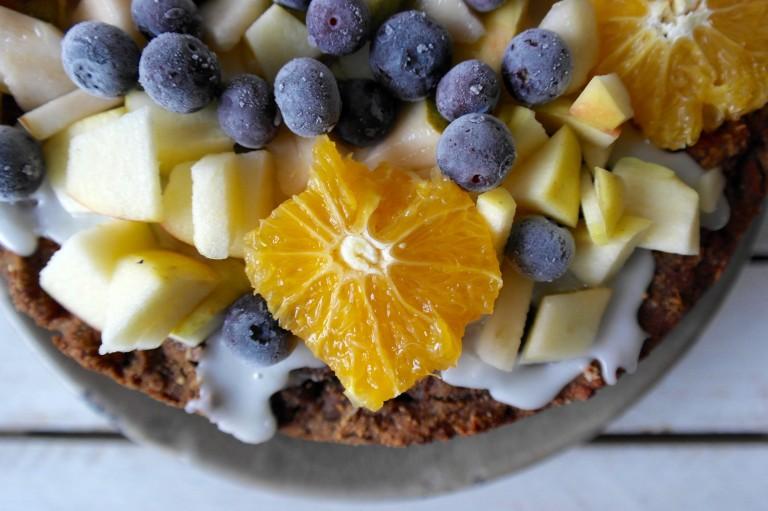 taart fruit mountain 3