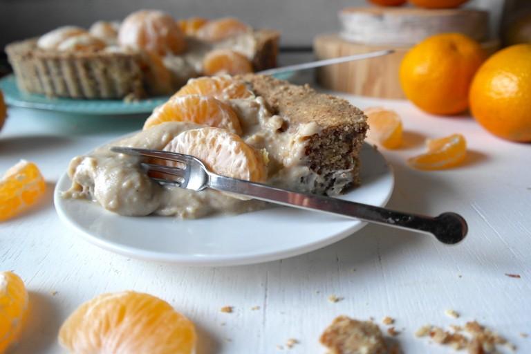taart mandarijn vlaai 1