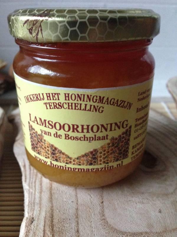 koudgeslagen honing