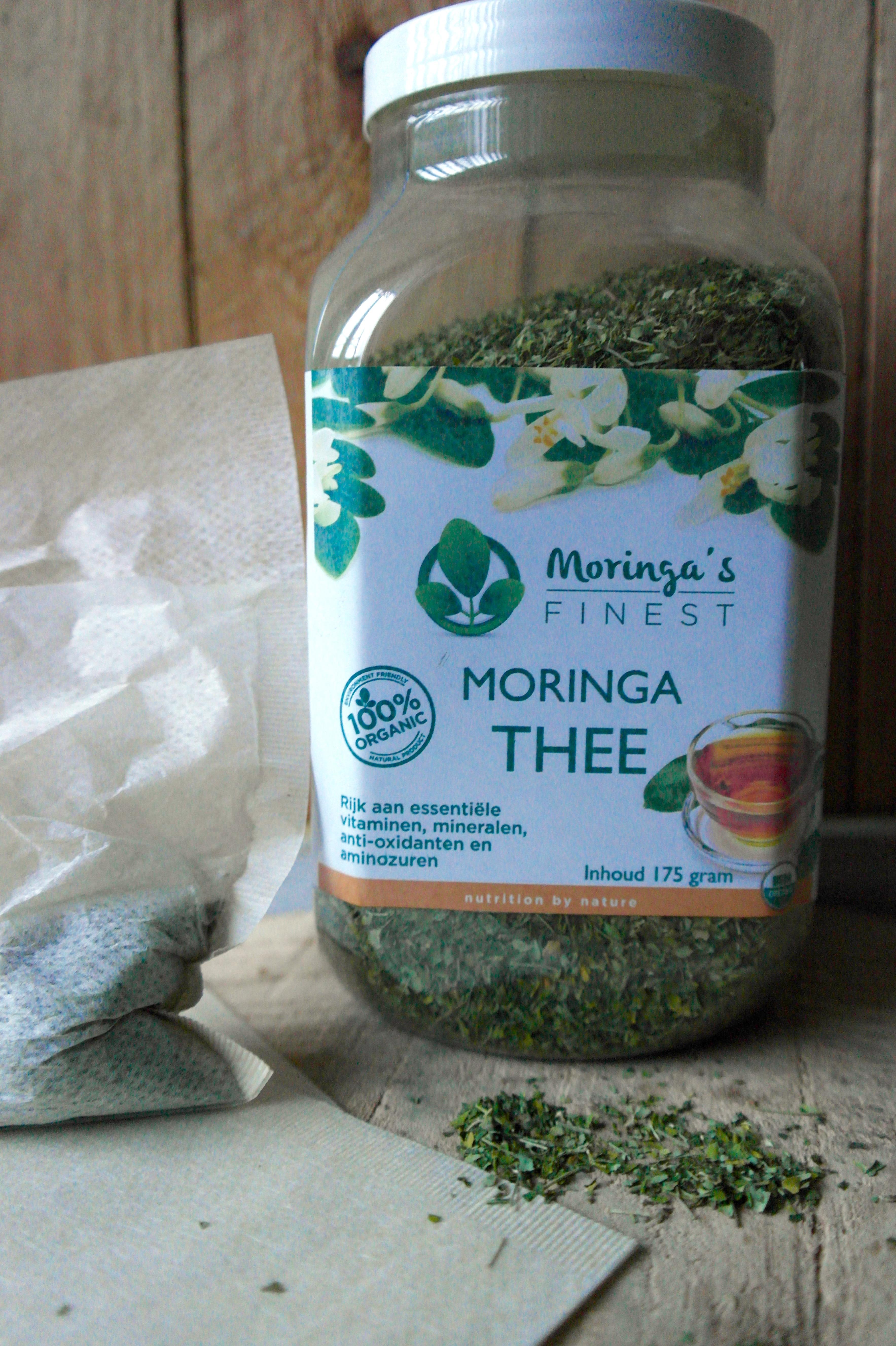 moringa thee maken