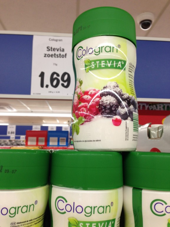 stevia in de supermarkt echt zoveel gezonder monique van der vloed. Black Bedroom Furniture Sets. Home Design Ideas