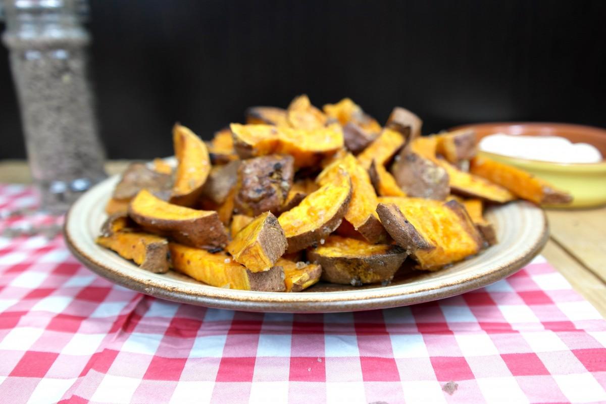 aardappels frituren in pan