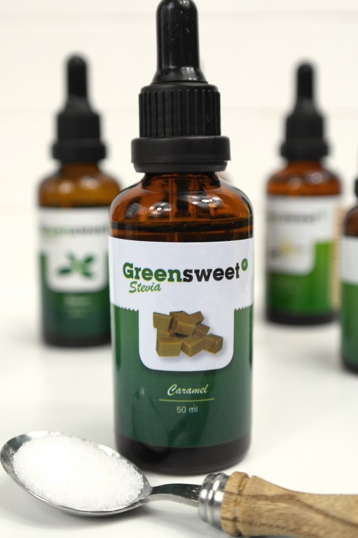 greensweet promo choco druppels