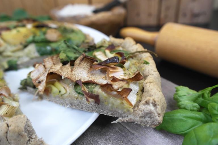 sukrin pizza di monica 2