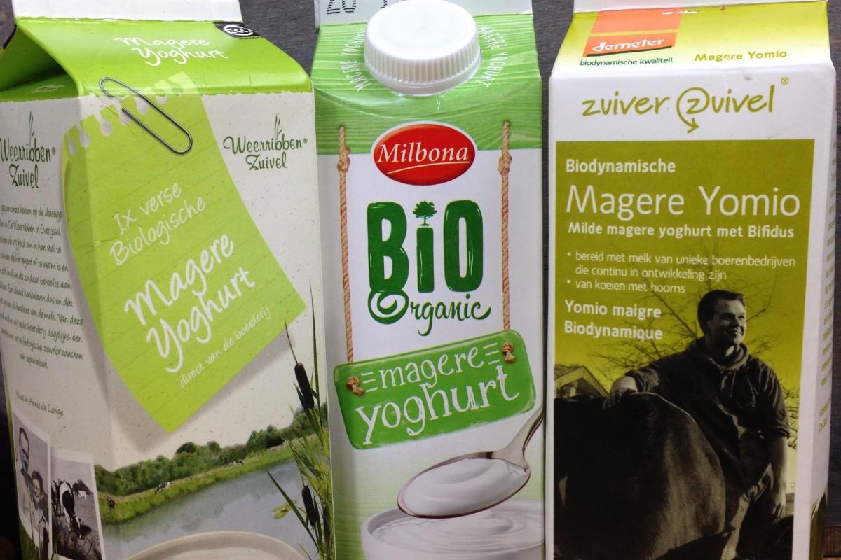 wat zijn zure melkproducten