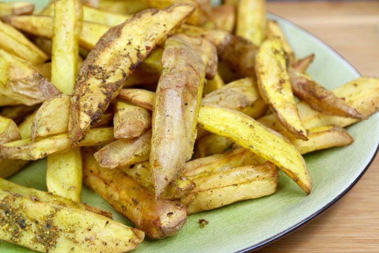 zo maak je krokante patat in de airfryer! - monique van der vloed