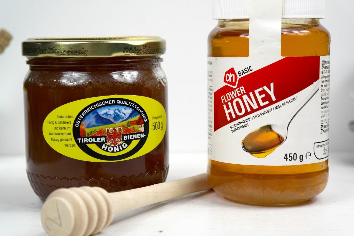 vervanging voor honing