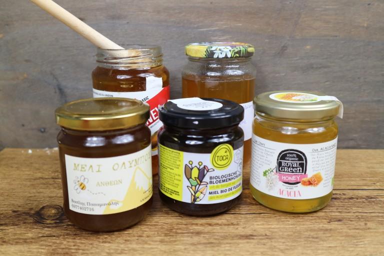 welke honing is het beste