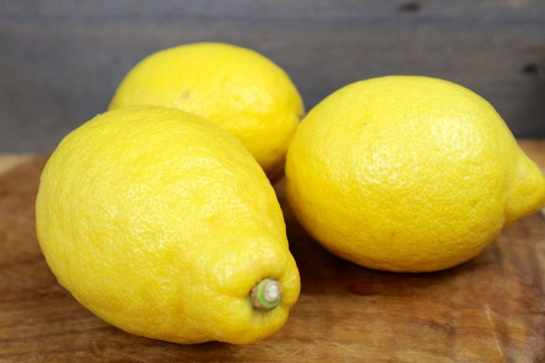 elke dag citroensap drinken
