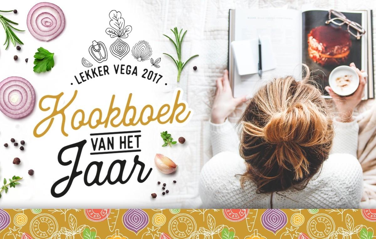 Visual Lekker Vega Kookboek 2017