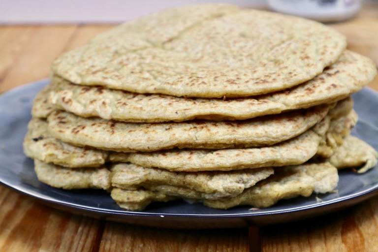 vegan pannenkoeken ( zonder banaan!) - monique van der vloed