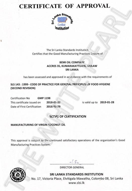 CMP certificaat