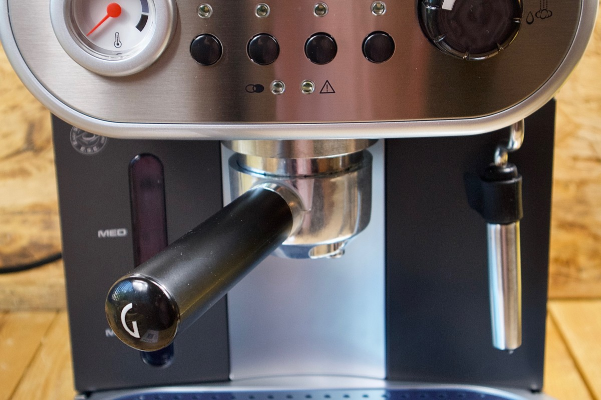 Koffiemachine De Keuken : Review gaggia carezza de luxe koffiemachine monique van der vloed