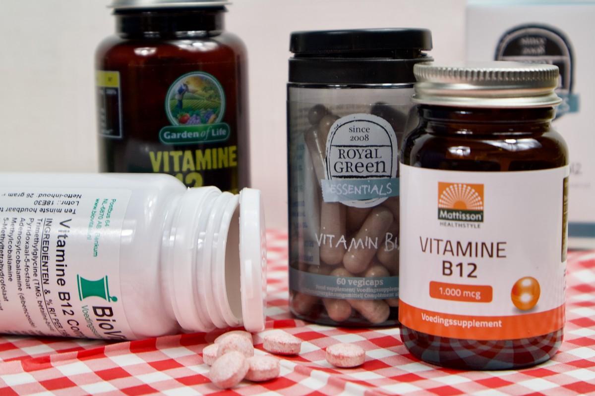 vitamine b complex bijwerkingen