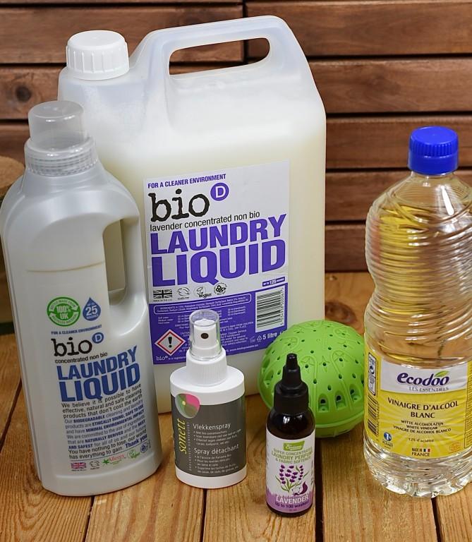 9dbac807787 Eco / biologische wasmiddelen getest....hoe goed werken ze ...