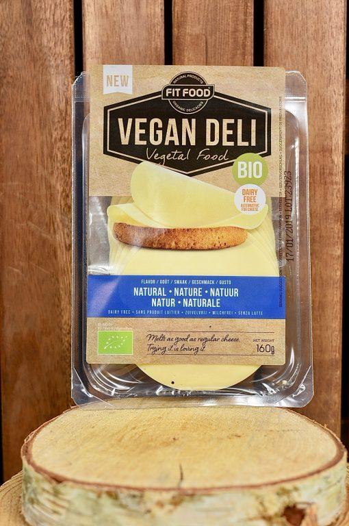 veganistische kaas/ worst.is dat wel zo gezond? - monique van der