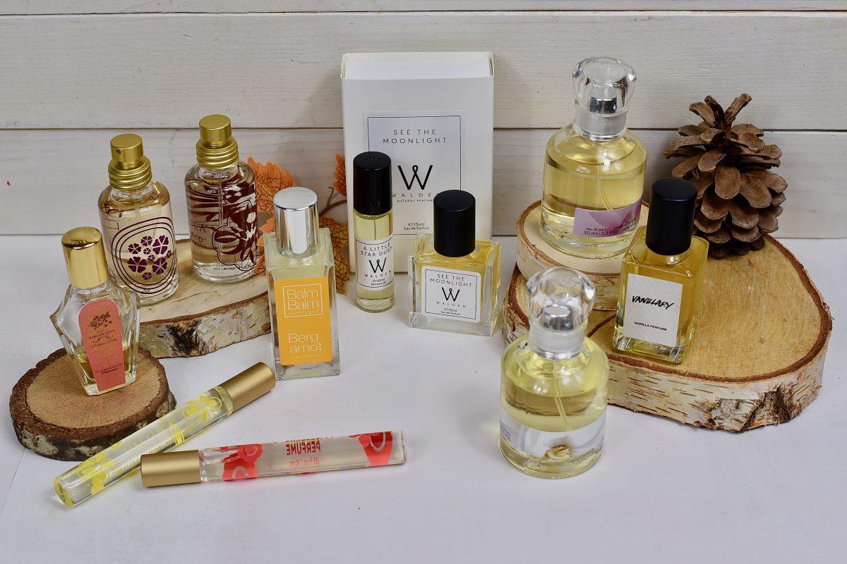 Natuurlijke parfums.hoe natuurlijk zijn ze? Plus een